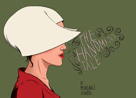 The Handmaid's Tale by Margaret Atwood by StirvinoLady