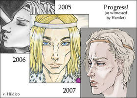 Proof of Progress 2005 2007 by munashiibennu