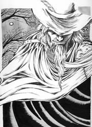 Odin by munashiibennu
