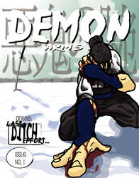demon arms no.1 by defmunky