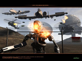 Terminator Salvation by Animaniacarts