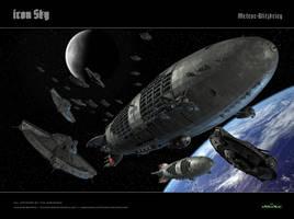 Iron Sky - Meteor-Blitzkrieg by Animaniacarts
