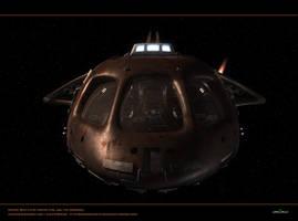 Destiny Shuttle by Animaniacarts