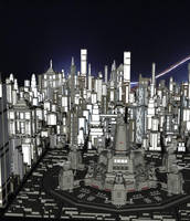City of devil by Tcosma
