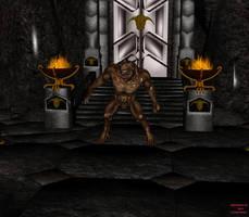 Demon 1 by Tcosma