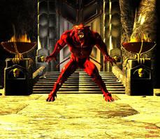 Demon 2 by Tcosma