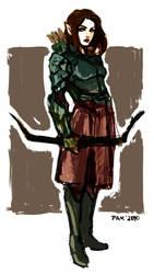 Archer by PhanatPak