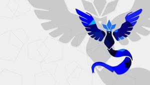 Pokemon Go - Team Mystic Wallpaper [4k] by Veelarius