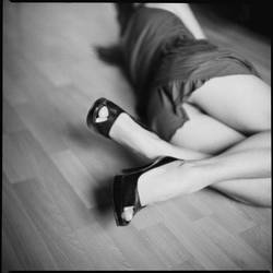 High Heels by aseptyczny