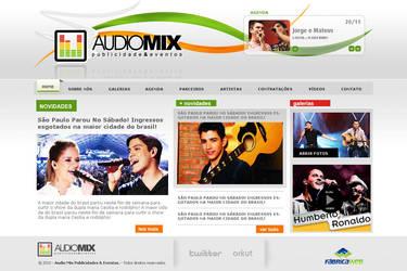 AudioMix White by davidguimaraes