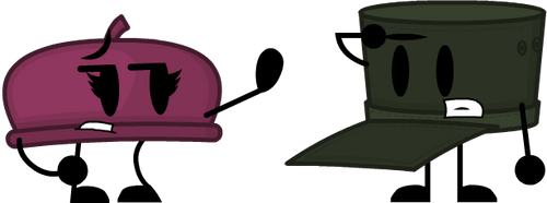 Commission #41/42: Beret/Army Cap by TTNOfficial