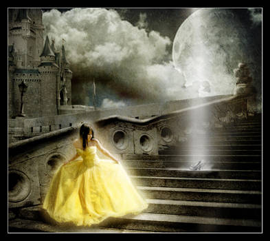 Cinderella by Dandelion-lion