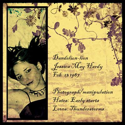 Dandelion-lion's Profile Picture
