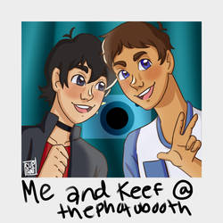 Klance Photobooth by cuppaint
