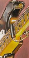 Guitar Neck by fourquods