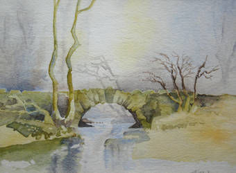 Bridge by fourquods