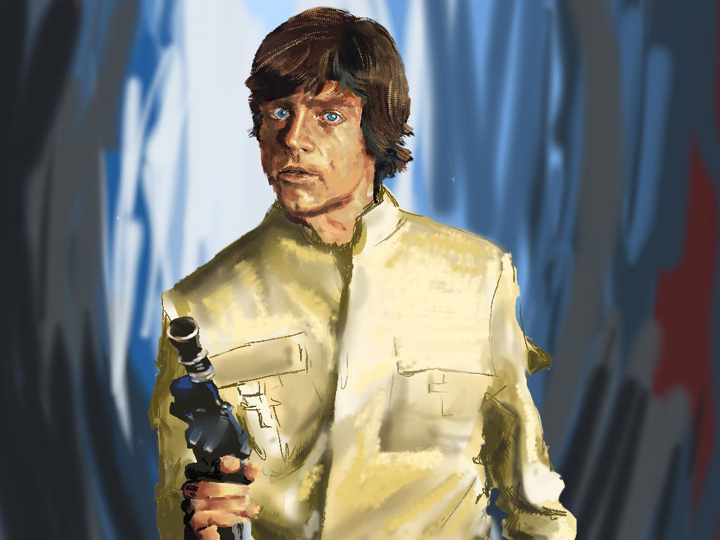 Skywalker by fourquods