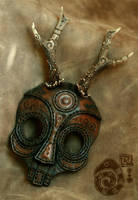 Mask of Circles by Lynfir