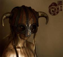 Horned Helmet by Lynfir