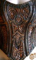 Armor of Panels - Detail by Lynfir