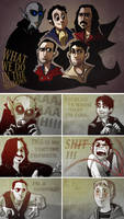 What We Do In The Shadows by mct421