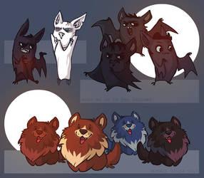 WWDITS - Bats! by mct421