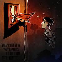 WWDITS - Lil Lovin Viago by mct421