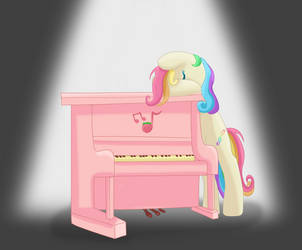 Only A Piano by Cupcake1289