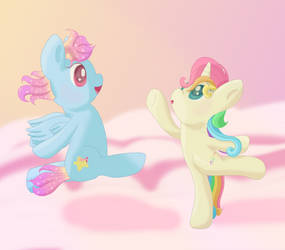 High as the Clouds by Cupcake1289