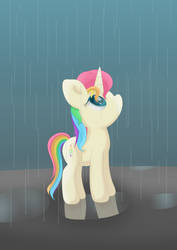 When Will the Rain Stop? by Cupcake1289
