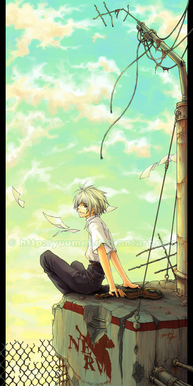 Sound of the Wind by yuumei