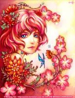 Spring Blossom by yuumei