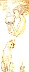 Doodle Sketches: 1 by yuumei