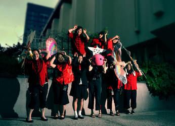 Knite Caramell Dansen by yuumei