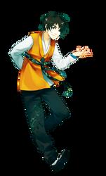 Kintoki Con Mascot 2 by yuumei