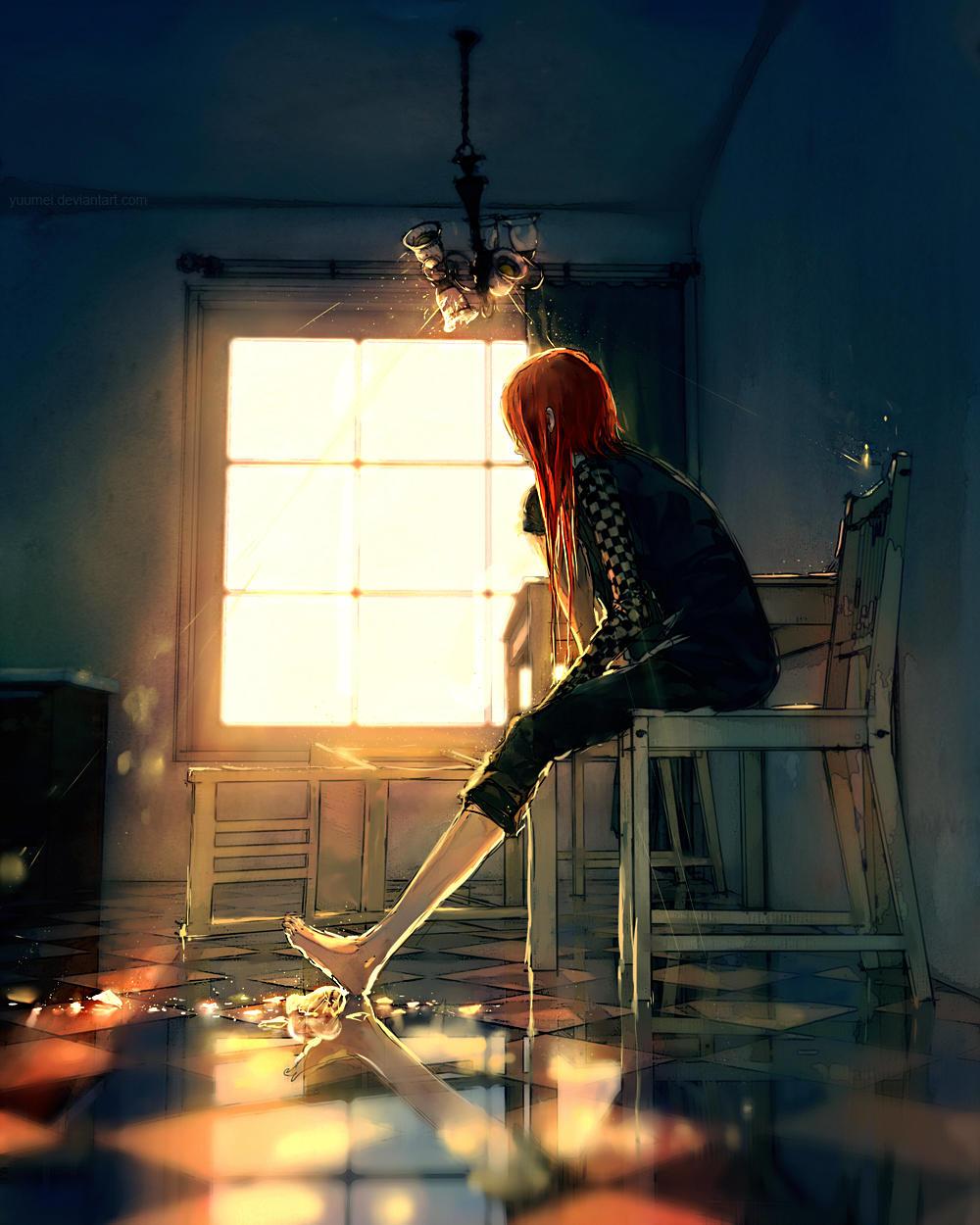 Leave it Broken by yuumei