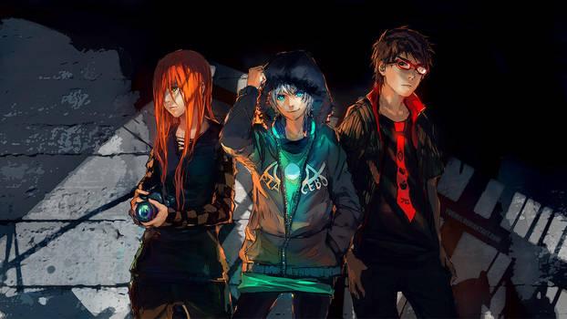 Team FP by yuumei