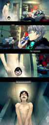 Fisheye Placebo: Ch1- Part 2 by yuumei