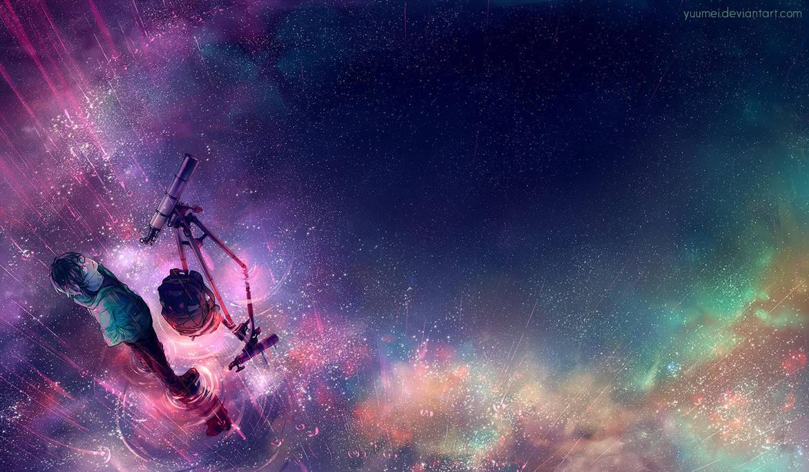Field of Dreams by yuumei