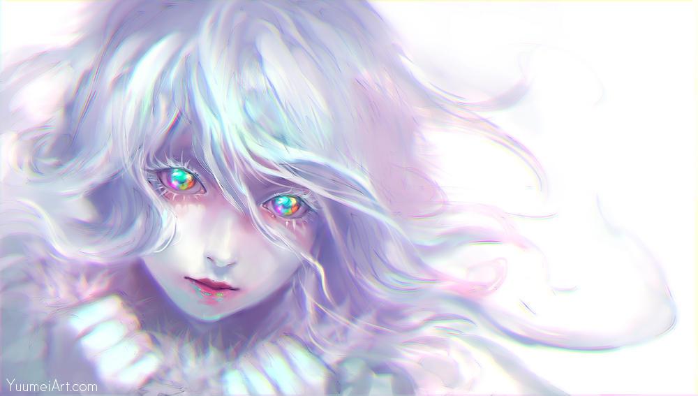 Prism Eyes by yuumei