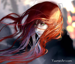 Robin Speedpaint by yuumei