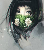 Breathe by yuumei