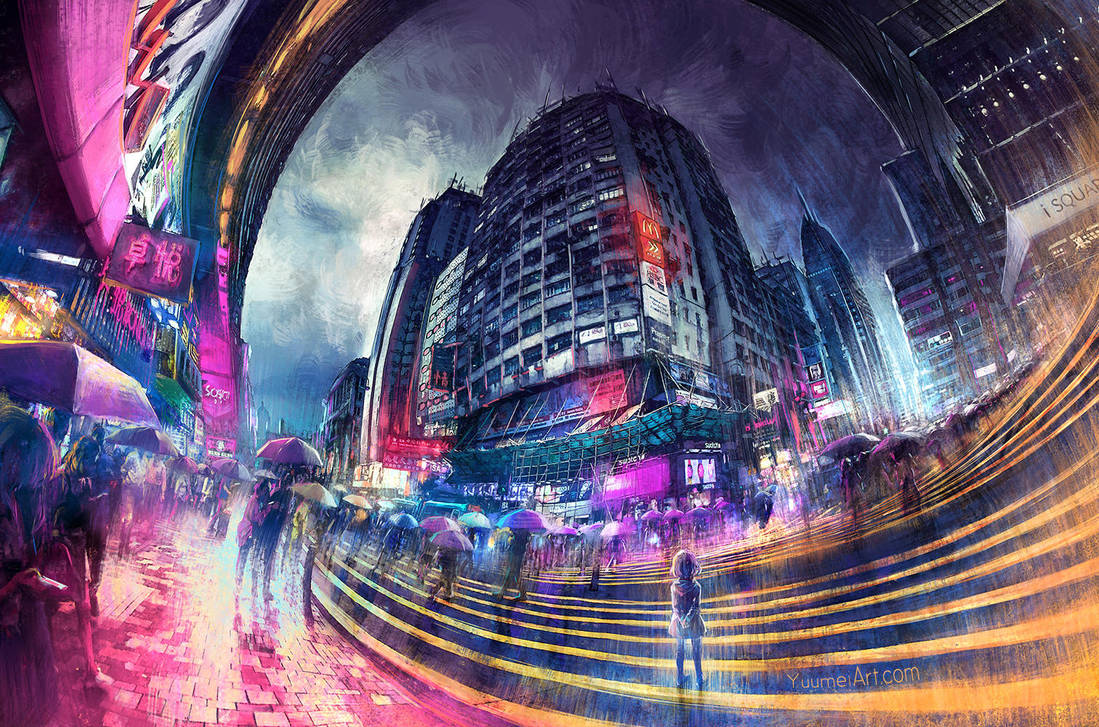 Come Find Me by yuumei