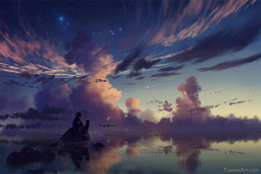 In Your Twilight by yuumei
