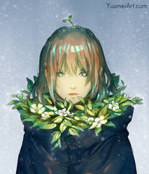 Growing Out by yuumei