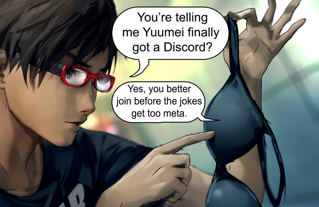 Join Discord by yuumei