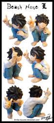 L Sculpture by yuumei