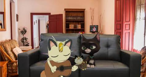 Una Cancion Para Mi Familia by lopez765