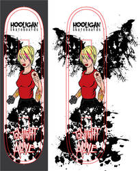 Tonight Alive Kick Flip for a Cause Submission 2 by Killswitch-Chris