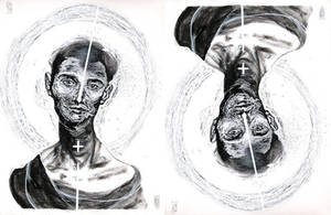 untitled drawing by stigmatattoo
